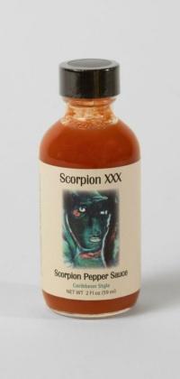 Scorpion XXX Hot Sauce