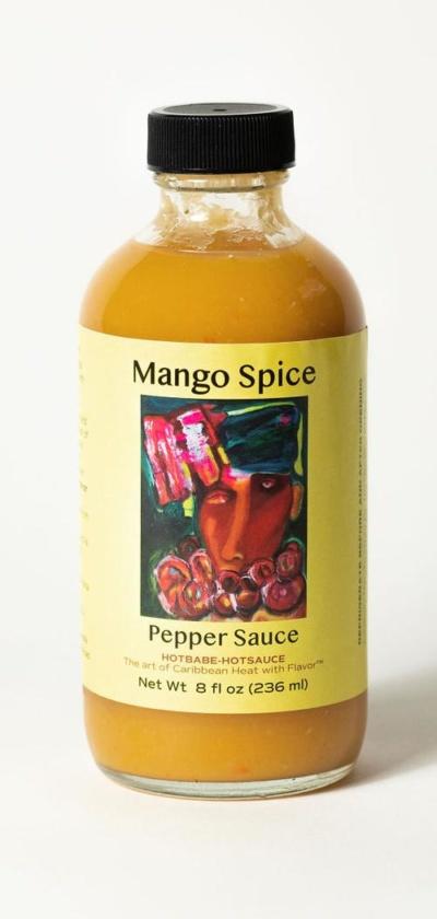 mangoSpice Hot Sauce
