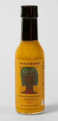 scotchBonnet Hot Sauce