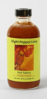 slightLimePepper Hot Sauce