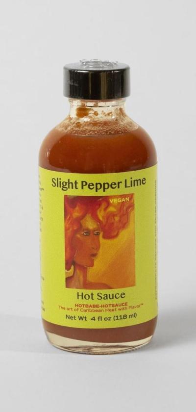 slightPepperLime Hot Sauce