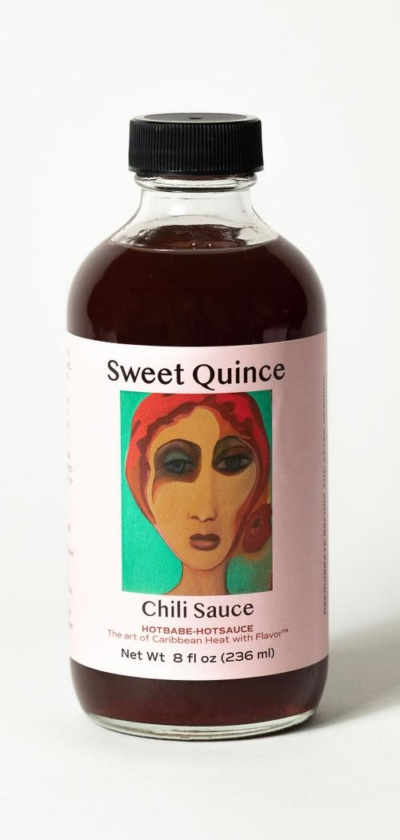 sweetQuince Hot Sauce